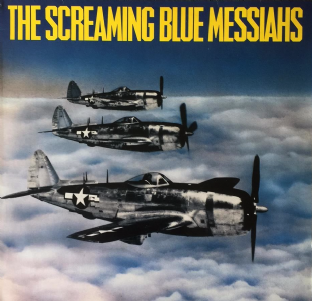 Screaming Blue Messiahs (The) - Good And Gone (LP) (VG-/VG-)